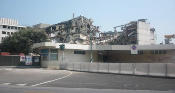 L'area dell'ex Umberto I è di importanza strategica per la rigenerazione urbana del centro di Mestre