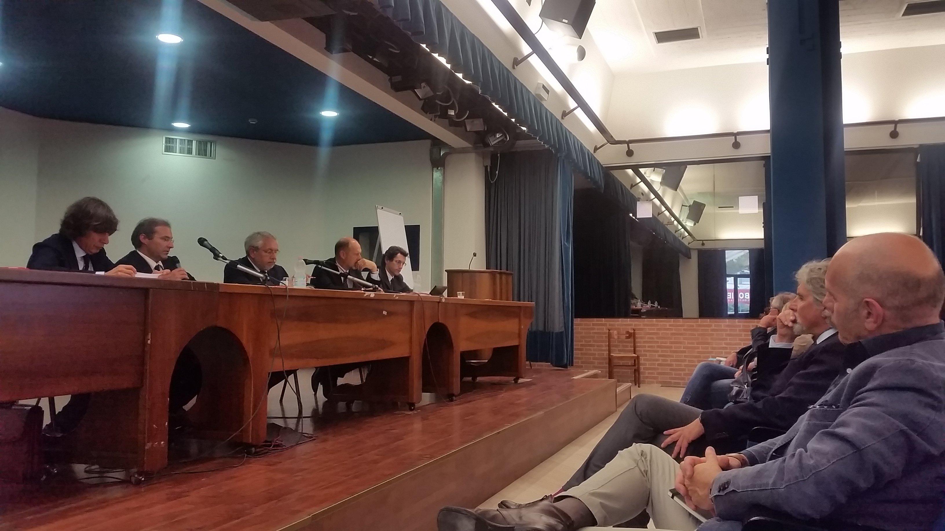 """Direttiva """"Bolkestein"""": incontro a Jesolo con il Sottosegretario Baretta"""