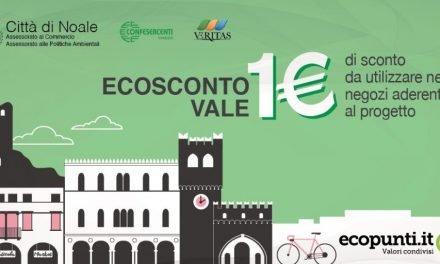 A Noale parte EcoPunti: a difesa del commercio locale e dell'ambiente
