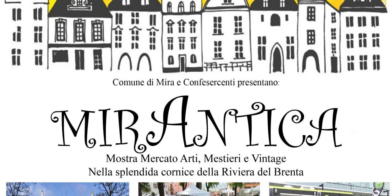 """""""MirAntica"""": mostra mercato di arti, mestieri e vintage"""