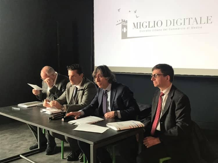 """""""Miglio Digitale"""": un progetto pilota sull'innovazione digitale"""