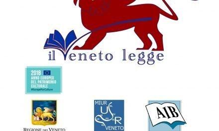 Il Veneto legge: giornata di promozione della lettura