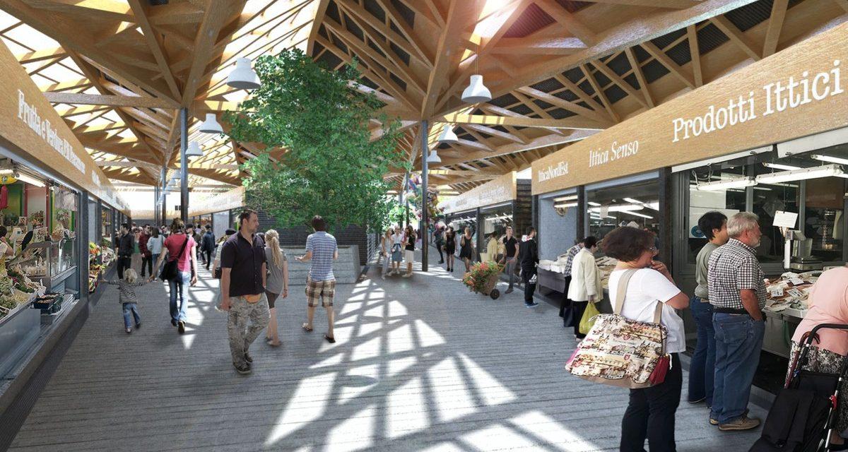 Ad ottobre il nuovo mercato fisso a Mestre